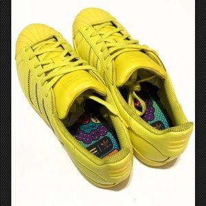 size 40 36d28 31e54 Adidas x Pharrell Williams Superstar Supercolor